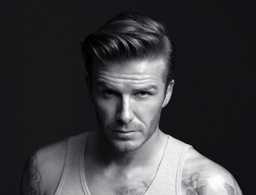 David Beckham Side Sweep