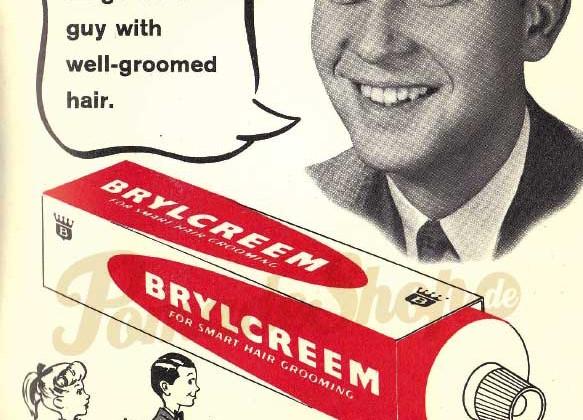 Brylcreem Hair Styles: The Pomades Blog