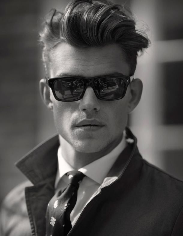 "How To Style Men's Hair Amusing Summer Hair Guide How To Style A ""Messy"" Pomp  The Pomades Blog"
