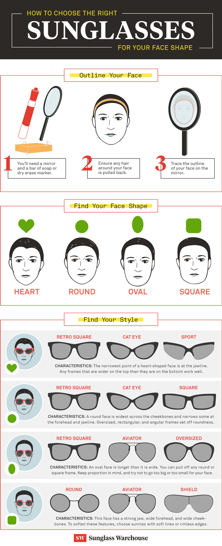 Terrific June 27Th Is National Sunglasses Day Your Guide To Finding The Hairstyles For Women Draintrainus