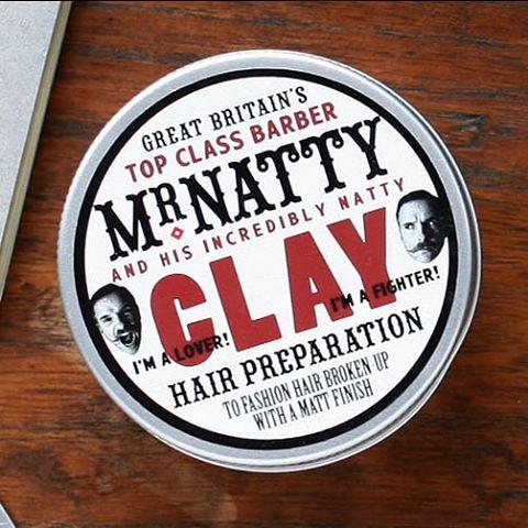 Mr Natty Clay