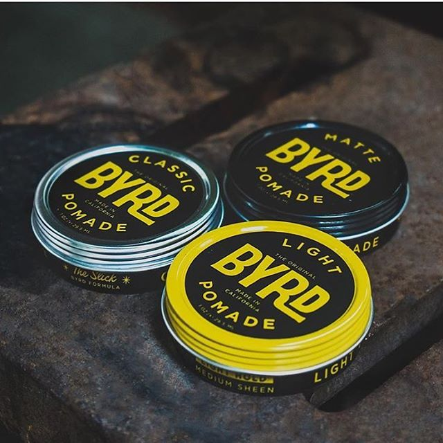 3-pomades
