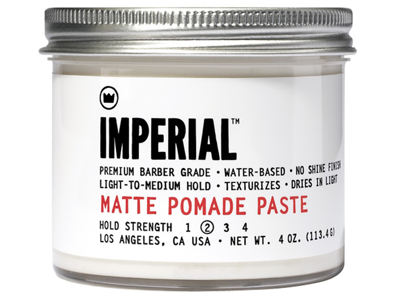 styling paste for fine hair the best s hair products for thin hair the pomades 9234 | HR 465 003 00 imperial premium barber grade matte pomade paste